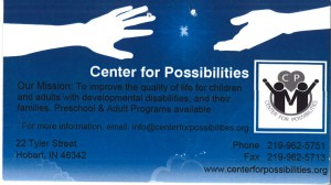 Center For Possibilities