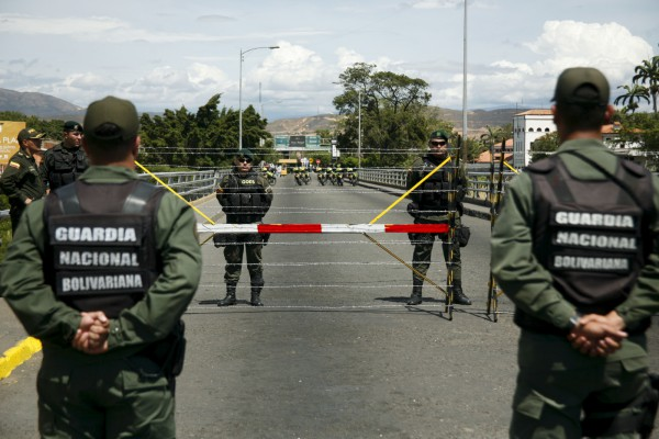 Border Tensions Ease Between Venezuela and Colombia