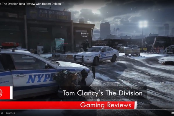 Gaming Review: Tom Clancy's The Division Beta