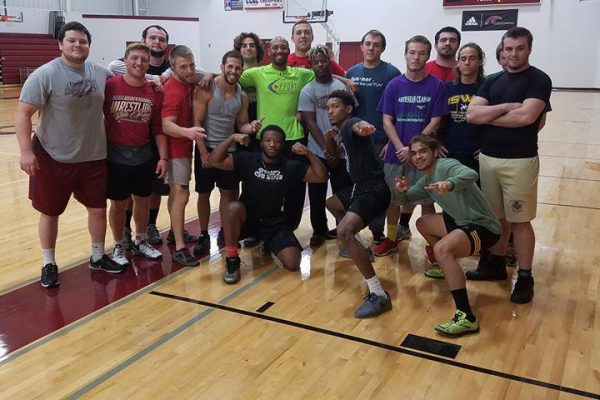 CCSJ's wrestling team strives to improve from last year's success