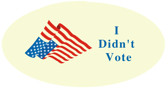 Why I Refuse to Vote ‹ The Shavings