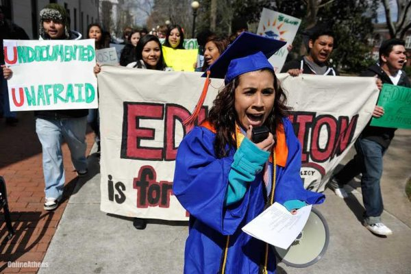 CCSJ Works on Effort to Protect its Undocumented Students