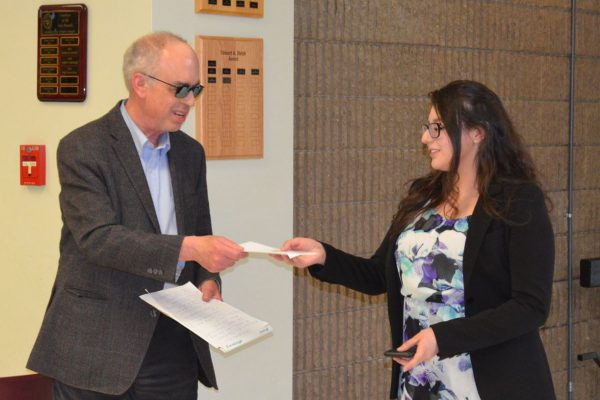 A New Recipient of the Edward Zivich Accolade