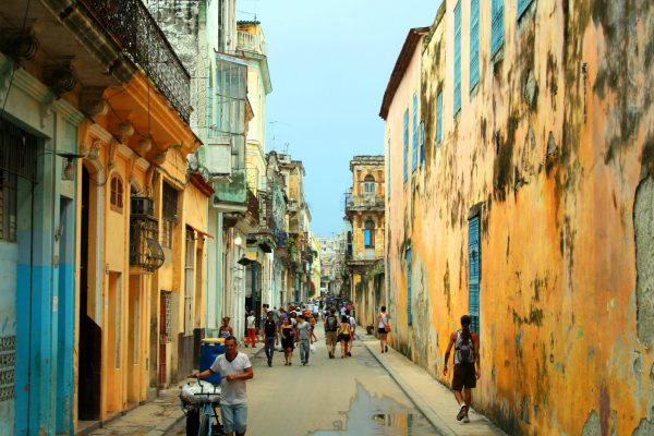 Don't know where to go for spring break? How about Cuba?