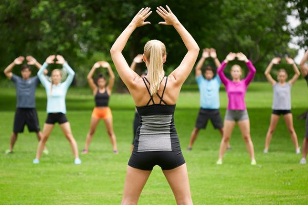 Shed those winter pounds at the CCSJ Summer Body Boot Camp