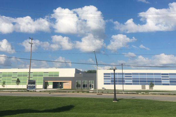 Hammond's massive new sports complex takes center stage.