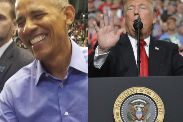Obama visits Gary, Trump in Fort Wayne for Senate candidates ahead of Tuesday's big mid-term election