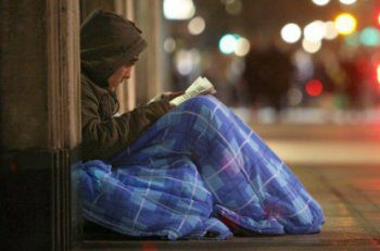 Understanding homelessness from someone who is homeless
