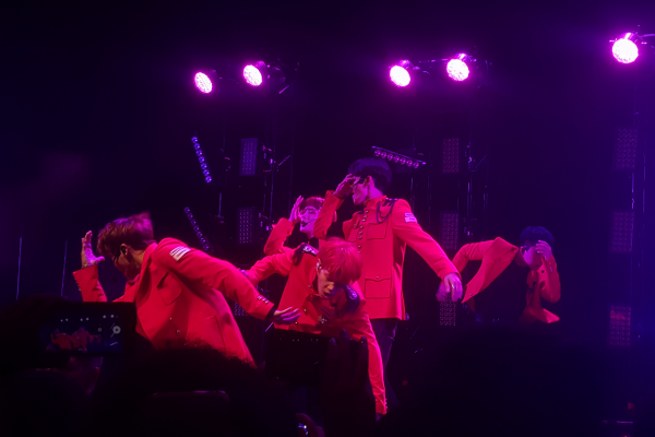 A.C.E Kicks Off Their Under Cover Tour in Chicago