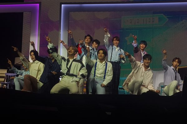 Seventeen Gives an Ode to Fans in Chicago